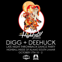 LATE NIGHT THROWBACK: DJ DIGG + DJ DEEHUCK