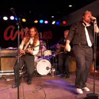 BLUES NIGHT: Nakia & The Blues Grifters