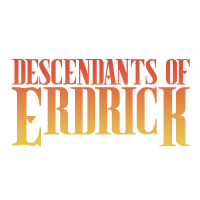 DESCENDANTS OF ERDRICK
