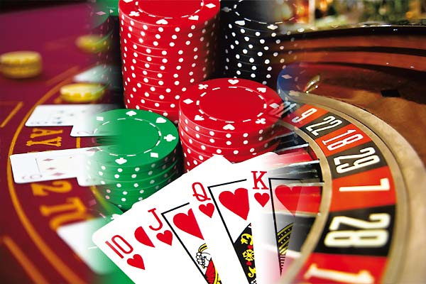 How does 'Casino Night' work?