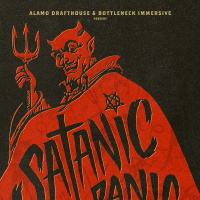 THE SATANIC PANIC ROOM - COMING SOON!
