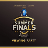 2019 League Championship Series Summer Finals Viewing Party