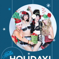 Avant Glam Cabaret Presents: Hello Holiday!