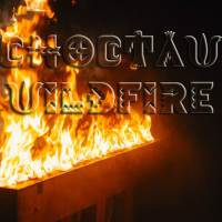 CHOCTAW WILDFIRE