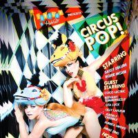 Low Brow at The Highball: Circus Pop!