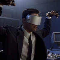 HeckleVision presents JOHNNY MNEMONIC
