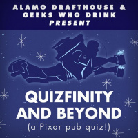 QUIZFINITY AND BEYOND: A Pixar Pub Quiz