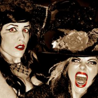 Lowbrow @The Highball presents: LA CRÈME DE CABARET – Halloween!